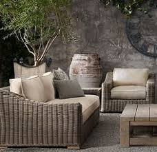 restoration hardware outdoor furniture look restoration hardware patio a55