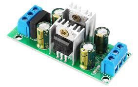 LM7815/05/12 + 7915/05/12 <b>Voltage</b> Regulator Module Power ...