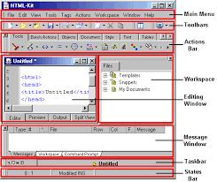 HTML Kit - Screenshot Breakdown