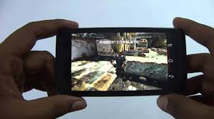 Gionee Dream D1 Gaming Review - YouTube