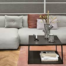 eiffel coffee table von hay soft mags sofa mit und tree trunk vasen with storage top