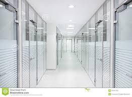 office corridor door glass. Empty Office Corridor Door Glass Dreamstime.com