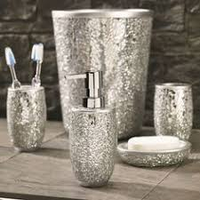 bathroom accessories sets silver. Absolutely Smart 13 Silver Bathroom Accessories Set Attractive Sets Contemporary H