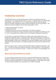 project management quick reference guide pmo quick reference guide final flipbook page 1