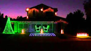 Slayer Christmas Light Show Slayer Christmas Lights 2