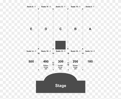 Event Info Borgata Golden Circle Seating Hd Png Download