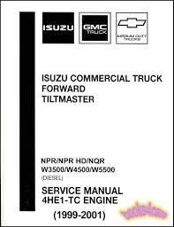 Isuzu NPR Manuals at Books4Cars.com