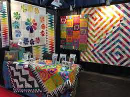 Houston Quilt Market – Colourwerx & To market, to market we go! As always, the Fall Quilt Market was held at  the George R. Brown Convention Center in downtown Houston. Adamdwight.com