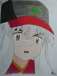 Inuyasha colorido by <b>stephanie</b>-<b>braga</b> - Inuyasha_colorido_by_stephanie_braga