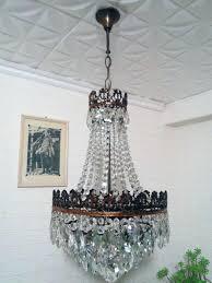 stunning chandelier crystals crystal chandeliers vintage crystal basket chandelier sensational crystal vintage french basket chandelier