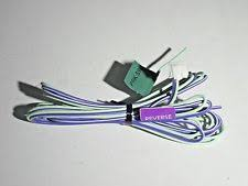 kenwood car audio and video reverse wire harnesses ebay Kenwood Dnx572bh Wiring Harness original kenwood dnx692 parking break & reverse gear wire oem new 2 pin a kenwood dnx572bh wiring diagram