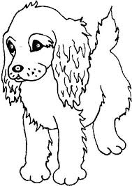 Small Picture Printable Puppy Coloring Pages Coloring Me