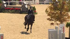 Patricia Griffith & Diamante - Equestrian Sports Network