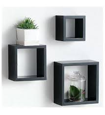 square shelf narrow wall shelf wall mounted bookcase floating shelf with drawer square floating shelves wall