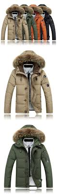 size m 3xl top design men winter coats white duck down jackets for man casual