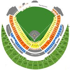 San Francisco Stadium Seating Chart Park Seat Numbers Online Charts Collection
