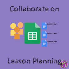 Collaborative Lesson Plan Template - Teacher Tech