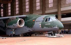Embraer C-390 Millennium - _Deutsch