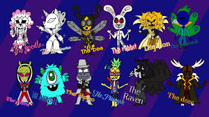 The masked singer season 1! (I originally drew this a while back so this  art is sort of old) : TheMaskedSinger