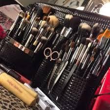 makeup brush belt makeup artist