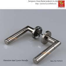 modern door handles. Modern Door Ironmongery Stainless Steel 304 Handles,gate Handles,industrial Lever Handle-in Handles From Home Improvement On Aliexpress.com R