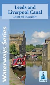 Leeds and Liverpool Canal - Liverpool to Keighley (Waterways Series):  9781908851062: Amazon.com: Books