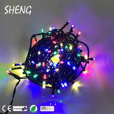 Intertek Christmas Lights Sheng St 007 Hot Sale Cheap Flickering Festival Home Garden Decorative Starry String Lights With Adapter Buy Festival String Lights Starry String