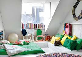 Teens Bedroom Greeny White Contemporary Teens Bedroom Ideas With Compact