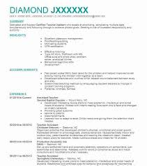 resume for teachers assistant best assistant teacher resume example livecareer