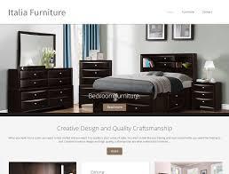 Furniture Website Design For Italia Furniture Your Web Guys Awesome Furniture Website Design