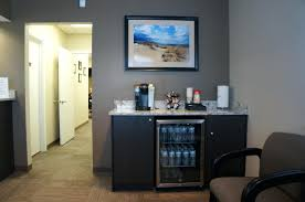 office coffee station. Office Coffee Station Organizer Dental Waiting Room Beverage Center Small Stations F