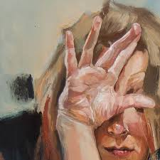 how long must i wait on behance by andres kal what seems to always be an interest for me when i see one of kal s paintings is the significance of the hands