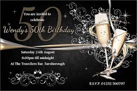 Birthday Invitations Free Download Interesting 48 48th Birthday Invitation Templates Free Sample Example