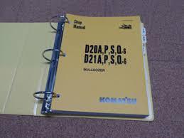 case c construction king backhoe loader service manual komatsu d20 a p s q 6 d21a p