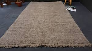 authentic solid plain gray rug 6x10 solid wool berber carpet moroccan carpet grey knotted rug moroccan