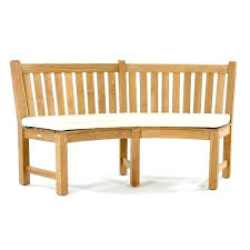 Tags1 Curved Bench Cushion Teak Outdoor Furniture – robsbiz