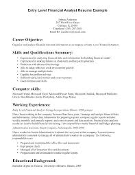 Good Objective Statements For Entry Level Resume Resume Objective Statement Entry Level Examples