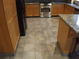 Large Floor Tiles For Kitchen Kitchen Floor Tile Designs For A Perfect Warm Kitchen To Have