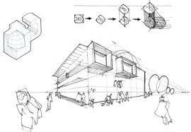 architecture design drawing techniques. Delighful Drawing Drawings With Architecture Design Drawing Techniques S