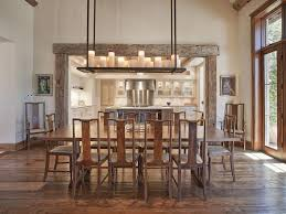 great rustic dining room chandeliers dining area lighting lights