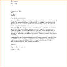 letter format address | general resumes