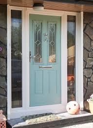 Beautiful Back Doors PVC Doors Dublin Wooden Front Back Doors For Homes