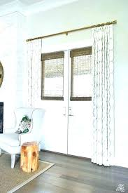 back door window curtain doors the best front curtains ideas on burlap kitchen excellent entry treatments