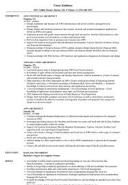 Architecture Resume Examples AWS Architect Resume Samples Velvet Jobs 36