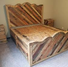pallet bedroom furniture. exclusive trendy pallets wooden bed ideas pallet bedroom furniture a