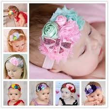 baby headband ribbon flower handmade diy toddler kid hair accessories fl girl newborn bows photography turban elastic infant headbands hair accessories