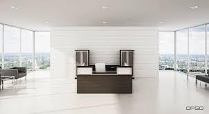 office large size angle reception desk upright glass laminate modern panelx office furniture group simple modern office reception desk