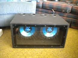 speakers in box. car speakers in box.. 10\u0027s must go $100 box