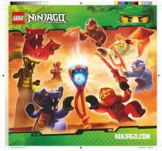 Building Instructions - LEGO 66410: Value Pack NINJAGO - Book 2
