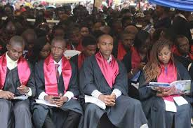 new rules give relief to diploma holders daily nation graduands follow proceedings during the sixth